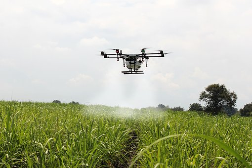 Unieke beelden met Dronefotografie